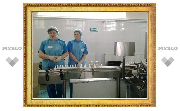 В Дубенском районе откроют безотходное производство лекарств