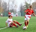 Юные туляки могут записаться в «Академию футбола»