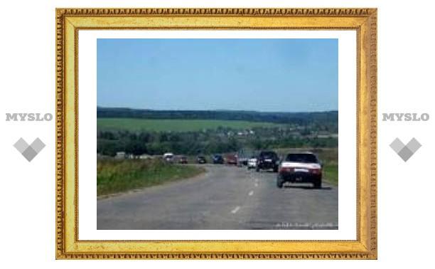 Автопробег Москва-Крым