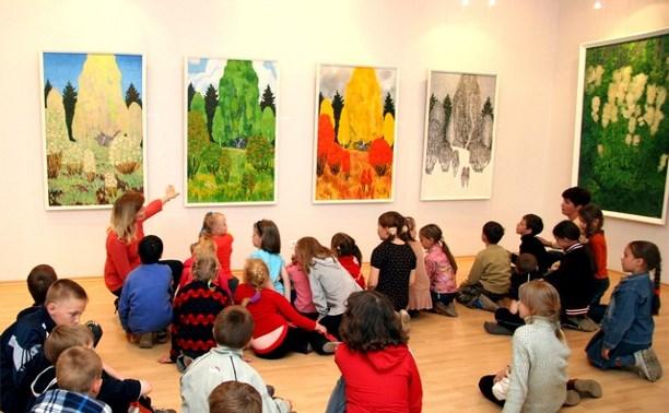 Возраст детей, бесплатно посещающих музеи, снизят до 16 лет
