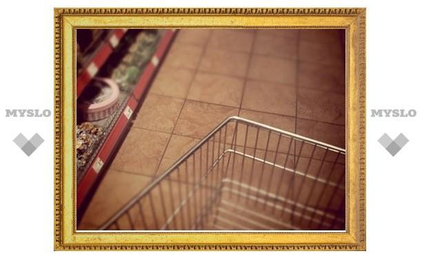 Роспотребнадзор проверил магазины в Тульской области