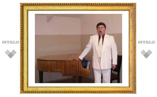 """В филармонии споет """"тульский соловей"""""""