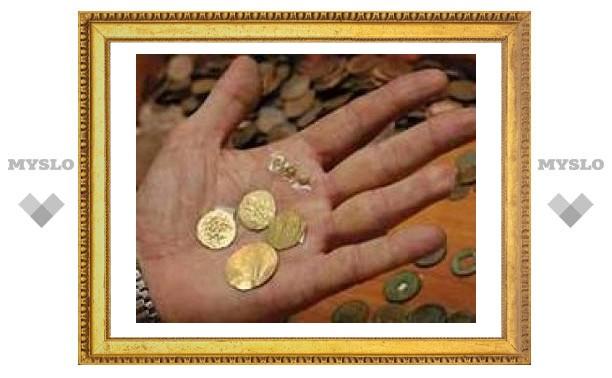 В Шотландии похищена уникальная коллекция старинных монет