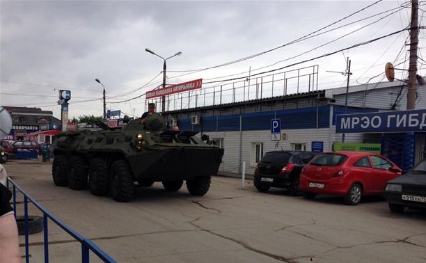 """""""Мясновский"""" БТР к тульской десантной дивизии не относится"""