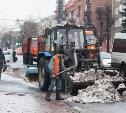 16 марта в Туле на некоторых улицах запретят движение транспорта из-за уборки снега