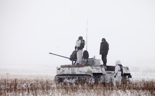 Тульские и московские десантники выполнили боевую задачу в Слободке
