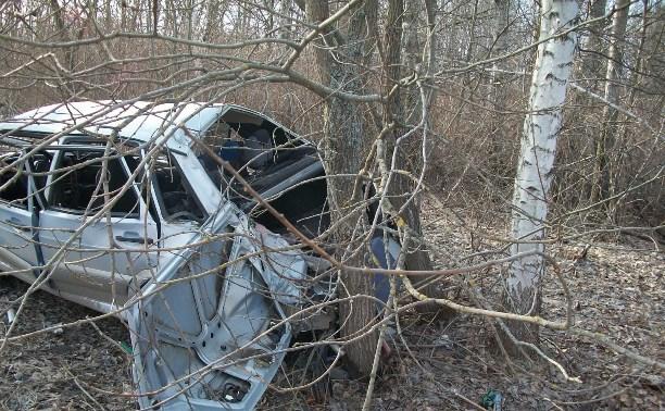 В Тульской области из-за пьяного автомобилиста погибла женщина