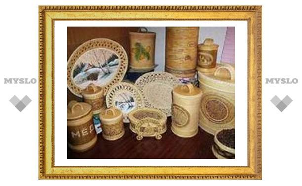 В Туле открывается выставка народных промыслов