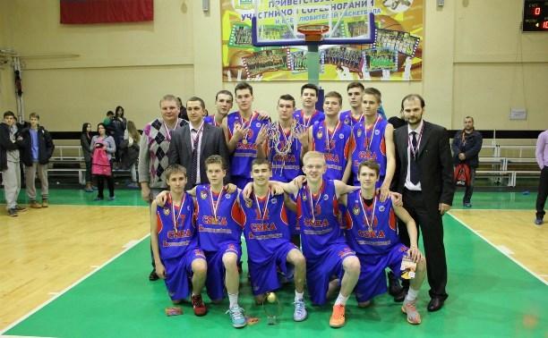Туляк стал чемпионом России по баскетболу в составе ЦСКА
