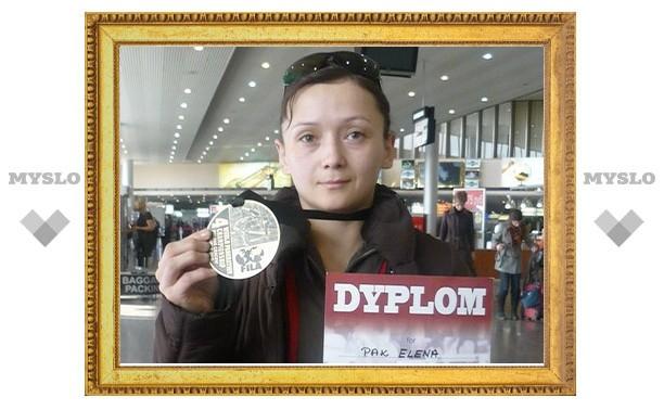 Тулячка стала бронзовым призером Чемпионата мира по панкратиону