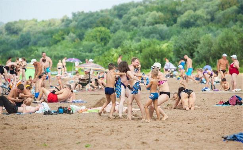 Где в Тульской области официально разрешено купаться: полный список пляжей