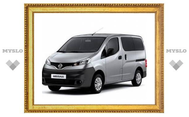 Nissan подготовил новый коммерческий автомобиль