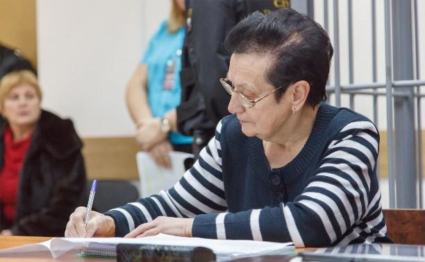 Заседание по делу Галины Сундеевой отложено на 18 февраля