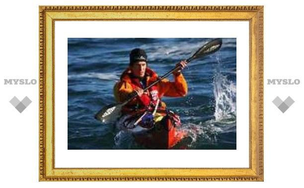 У берегов Новой Зеландии пропал путешественник Эндрю Маколи
