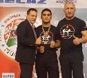 Туляк завоевал бронзу на чемпионате Европы по тайскому боксу