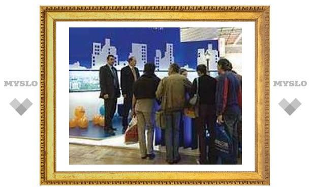 Строительная выставка в Туле
