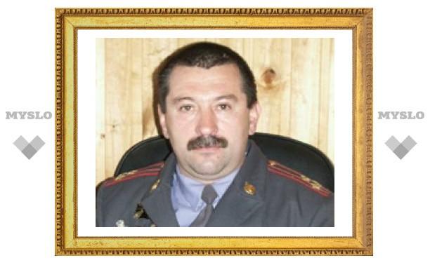 В Туле полковник милиции задержал воровок