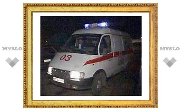 В аварии в центре Тулы погибли два человека