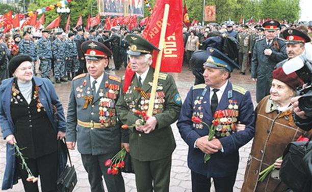 Празднование Дня Победы начнется в Туле раньше 9 мая