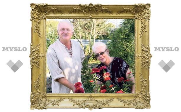 Владимир Фокин: Цветы украшают нашу жизнь!