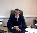 Валерий Шерин назначен первым заместителем главы администрации Тулы