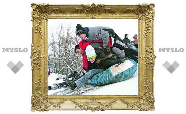 Первая помощь при зимних травмах: У тебя не закрытый, а открытый перелом!