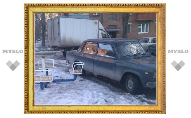 Туляки за правильную парковку!