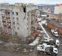 Какие выплаты получат жильцы разрушенного взрывом дома в Ясногорске
