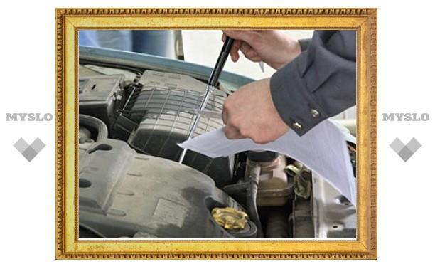Медведев предложил отменить техосмотр автомобилей
