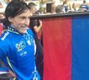 Тульская велосипедистка стала бронзовым призером этапа Кубка мира