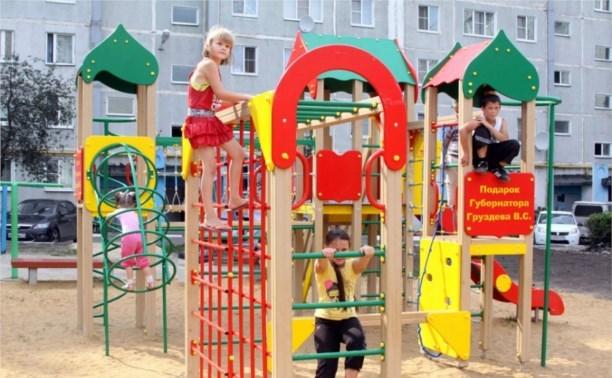 В Туле подвели итоги конкурса «Любимый мой дворик-2014»