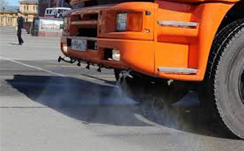 В Туле за неделю помыли 26 млн кв. метров улиц