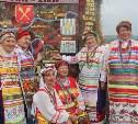 В Тульской области прошел фестиваль народной культуры «Дедославль»