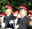 Тульские кадеты приняли присягу