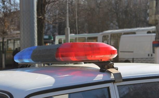 В Туле водитель на пешеходном переходе сбил девушку и скрылся