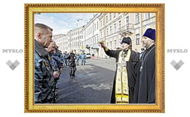 Гуманитарный груз в рамках акции «Пасхальная посылка солдату» отправлен из Санкт-Петербурга на Северный Кавказ