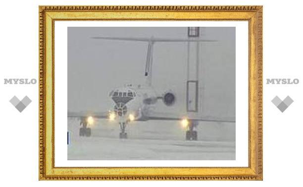 В аэропорту Норильска вылета ожидают более 2000 пассажиров