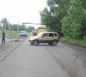 В Богородицке «Шевроле» сбил 12-летнюю велосипедистку