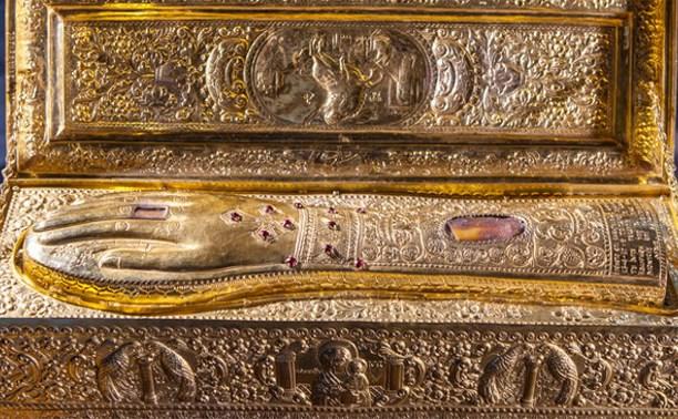 Мощи святого великомученика Георгия Победоносца прибудут в Тулу 14 июня