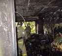 В Болохово пожарные эвакуировали из окна горящей квартиры трёх человек
