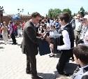 Владимир Груздев вручил подарки одарённым детям