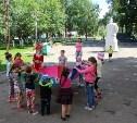 Белоусовский парк приглашает туляков на занятия танцами и йогой