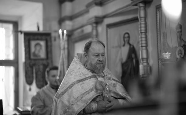 В Тульской области из-за осложнений от коронавируса умер настоятель храма