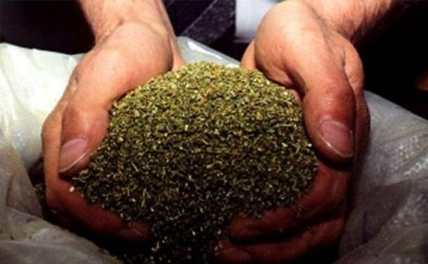 Тульское УФСКН изъяло из оборота 66 кг наркотиков