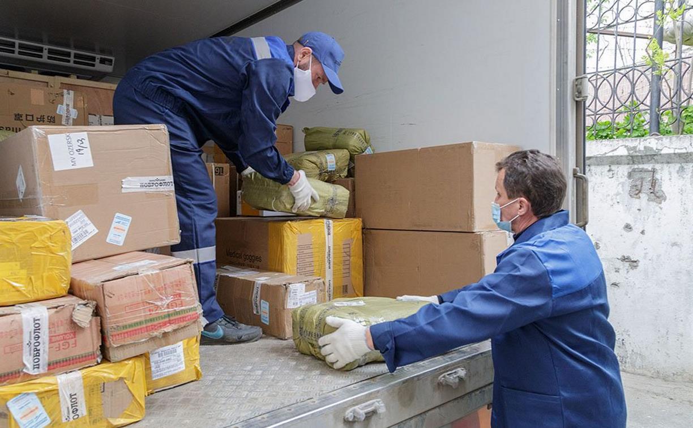 Тульские медики получили оборудование для помощи пациентам с коронавирусом