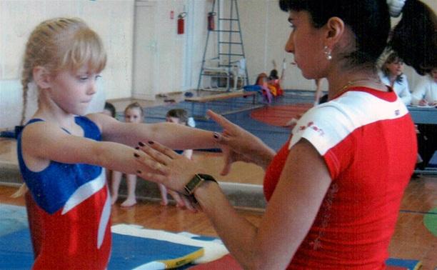 Новомосковская гимнастка привезла золото из Саранска