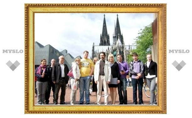 Активисты православного движения побывали в Германии