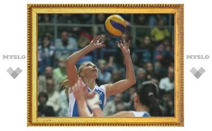 В Тульской волейбольной лиге сохранилось двоевластие