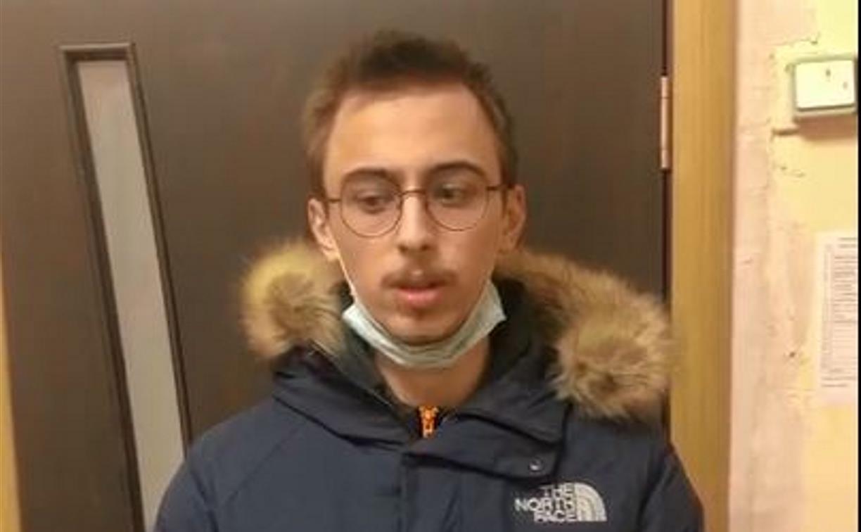 Туляк призывал избивать полицейских на митинге в поддержку Навального, но извинился: видео