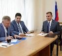 Алексей Дюмин подал заявление в избирком о своём выдвижении на выборы губернатора Тульской области